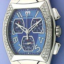 "Technomarine Diamond ""TechnoSquare"" Chronograph."