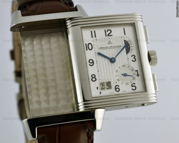 Jaeger-LeCoultre Grande GMT Reverso SS/Strap