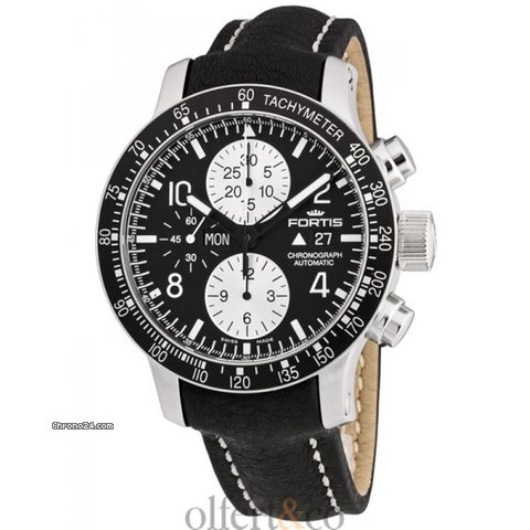 Fortis B-42 Stratoliner Chronograph 665.10.11 L.01