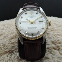 勞力士 (Rolex) OYSTER DATE 1505 Original Silver Dial with SQUARE...