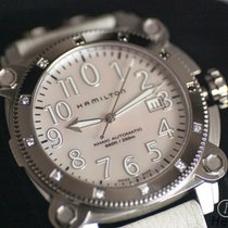 Hamilton Kaki Belowzero Automatik  Diamonds
