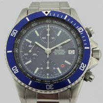 Zodiac VINTAGE RED DOT DIVERS CHRONOGRAPH REF: 406.24.38 FROM...