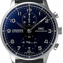 IWC Portuguese Chronograph - Stainless Steel IW371447
