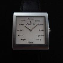 Corum Steel Buckingham Men's Watch
