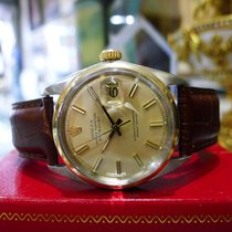 Rolex Oyster Perpetual Datejust Ref: 1600 Steel & Gold...