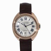 Cartier Clé de Cartier Automatic Watch, Ref. WGCL0004, 2016