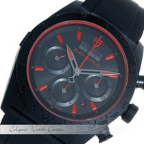 Tudor Black Shield Chronograph Stahl 42000CR