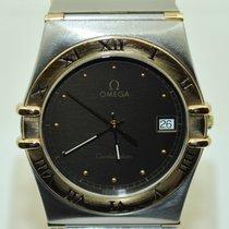 Omega Constellation Gold Steel