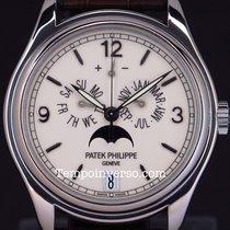 Patek Philippe Men complication annual calendar white gold...