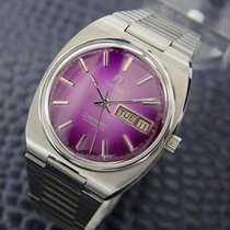 Omega Seamaster Day Date Automatic Watch C1970s (1021)