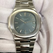 Patek Philippe Nautilus 3700/1A Fat Links with Box & Extract