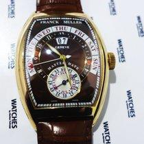 Franck Muller Master Date Rose Gold - 8880 GD