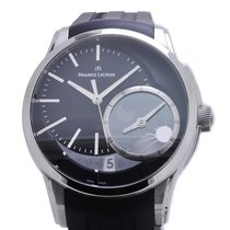Maurice Lacroix Pontos Decentrique GMT Watch PT6118-SS001-331