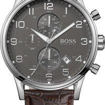 Hugo Boss Gents Chrono HB1512570 Elegante Herrenuhr Zeitloses...