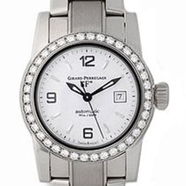 Girard Perregaux Lady F Diamond 18kt White Gold Ladies Watch