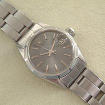 Rolex Lady Oyster Date Stahl mit Oysterband 25 mm