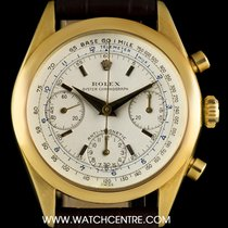 Rolex 18k Y/G Very Rare Anti-Magnetic Oyster Chrono 6234