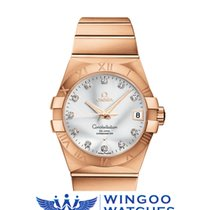 Omega - Constellation Co-Axial 38 MM Ref. 123.50.38.21.52.001
