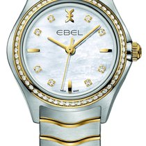 Ebel Wave Quartz 30mm 1216351