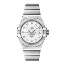 Omega Constellation  Steel Ladies watch 123.10.31.20.55.001