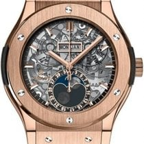 Hublot 517.OX.0180.LR Classic Fusion Aerofusion Moonphase in...