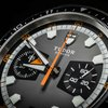 Tudor Chronograph Heritage Chrono mit grauem Blatt