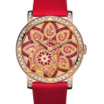 Boucheron Crazy Sheherazade in Rose Gold with Diamonds