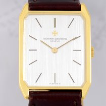 Vacheron Constantin 18K Square Tank very rar Dresswatch...