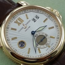 Ulysse Nardin Dual Time Rose Gold 42mm