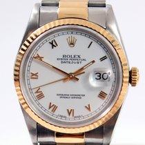 Rolex Datejust Gold/Steel Ref.16233