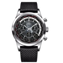Breitling Transocean Chronograph Unitime Men's AB0510U4/BE...
