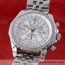Breitling For Bentley Gt Day Date Chronograph Automatik Stahl...