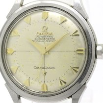 Omega Vintage Omega Constellation Pie Pan Dial Automatic Watch...