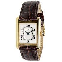 Cartier Tank 2415 Women's Watch in Vermeil