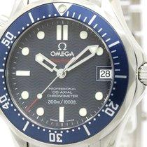 Omega Polished Omega Seamaster Diver 300m Co-axial Automatic...