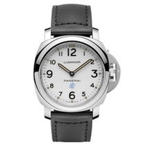 Panerai Luminor Base Logo Acciaio 44mm Stainless Steel PAM00630