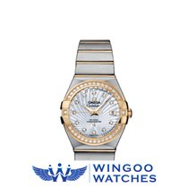 Omega - CONSTELLATION OMEGA CO-AXIAL 27 MM Ref. 123.25.27.20.5...