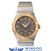 Omega - Constellation Co-Axial 38 MM Ref. 123.20.38.21.06.001