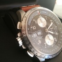 Hamilton KHAKI AVIATION X-WIND AUTO CHRONO H77616533 men's...