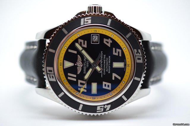Breitling Superocean II 41mm
