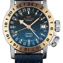Glycine Airman 18 Royal 39 mm automatic movement