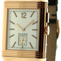 Jaeger-LeCoultre 18K Rose Gold Grande Reverso Duo Watch Q3782520