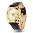 Rolex Vintage 1950s Oyster Perpetual 14K Gold Chronometer 3131