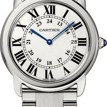 Cartier RONDE SOLO DE CARTIER W6701005 New 36mm M