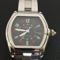Cartier Roadster stainless steel ref.2510