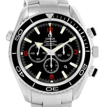 Omega Seamaster Planet Ocean Chronograph Mens Watch 2210.51.00