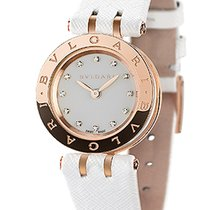 Bulgari BZ23WSGCL/12 B Zero Gold Diamonds Ladies Watch