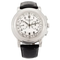 Patek Philippe 18k White Gold Chronograph 5070G