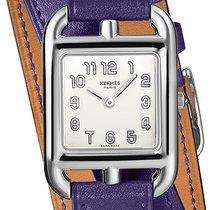 Hermès Cape Cod Quartz Small PM 040255ww00