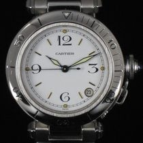 Cartier Pasha 1030 Steel Automatic 35 mm